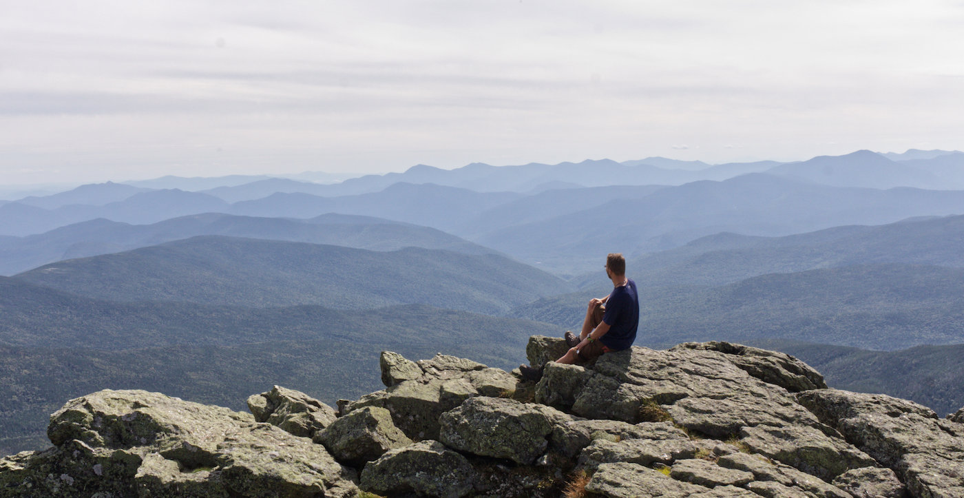 Wandern in den USAWANDERUNG ZUM MOUNT WASHINGTON