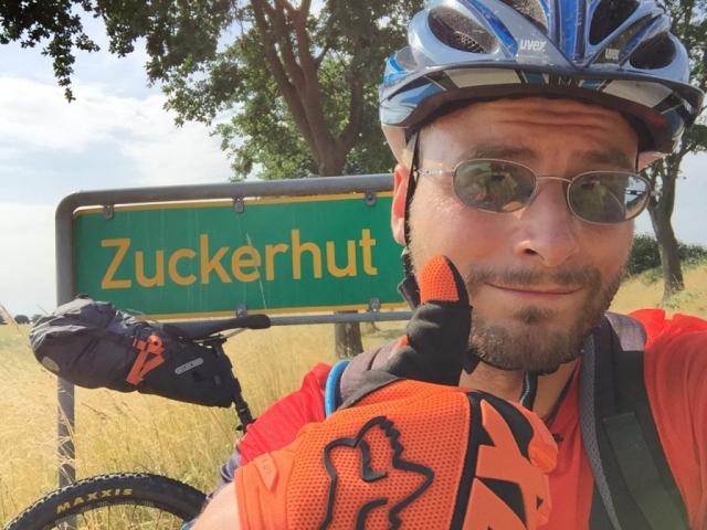 Siedlung Zuckerhut in Zarrentin