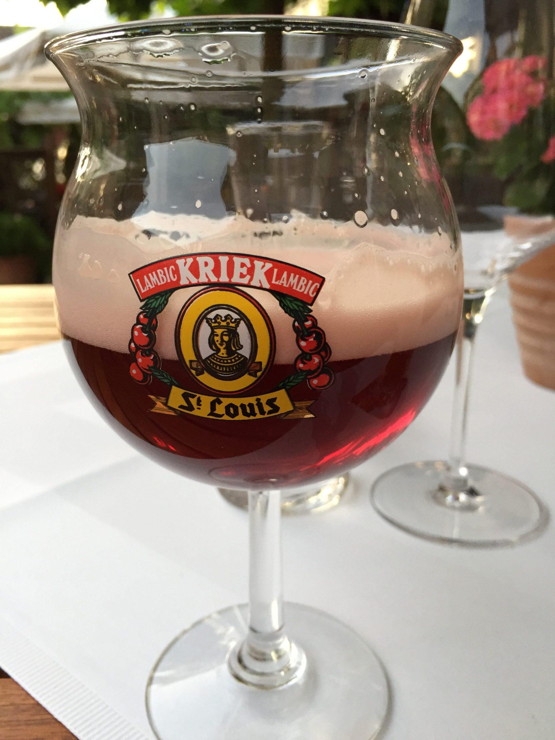 Belgisches Kirschbier
