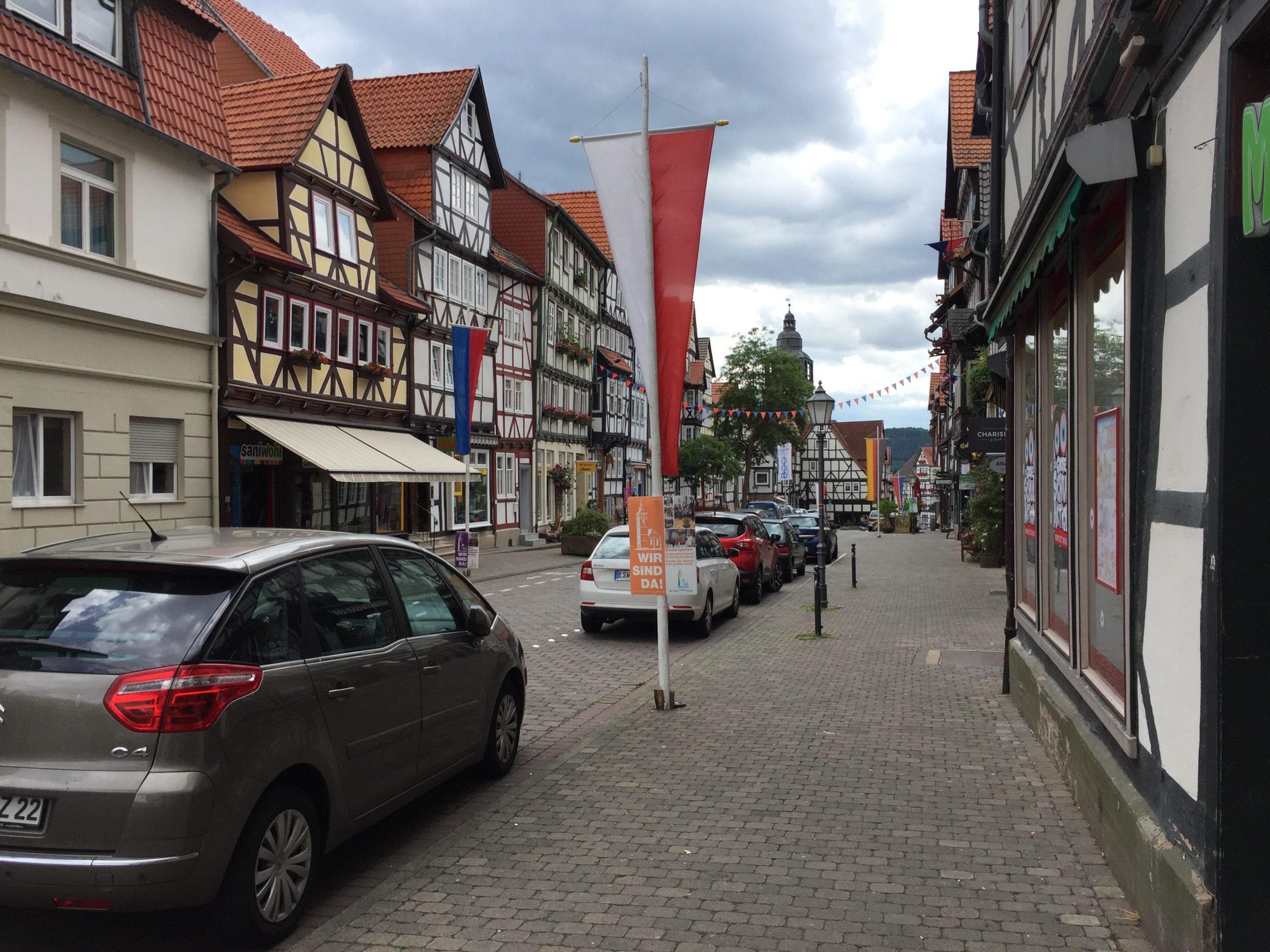 Fachwerk in Bad Sooden-Allendorf