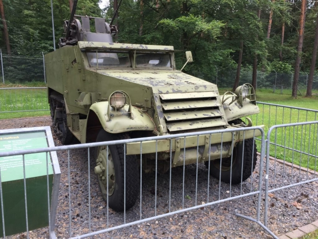 M16 Half Track