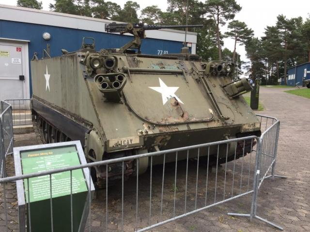 Panzer M113 A2