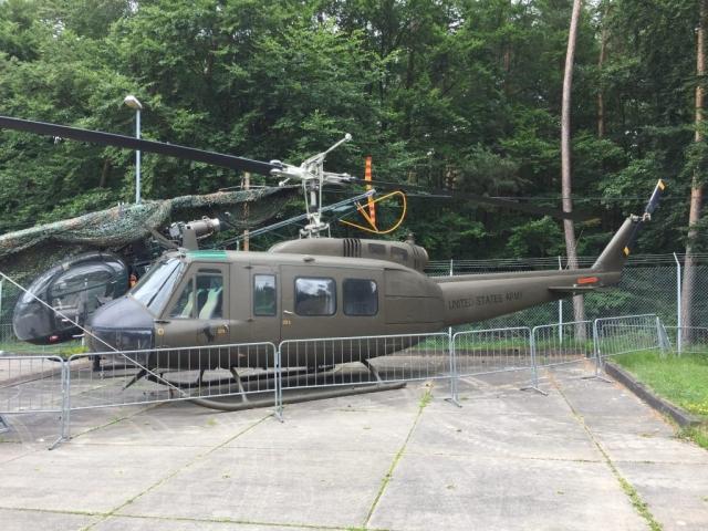 Hubschrauber Bell UH-1D