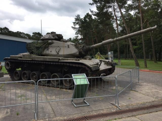 Kampfpanzer M60 A3