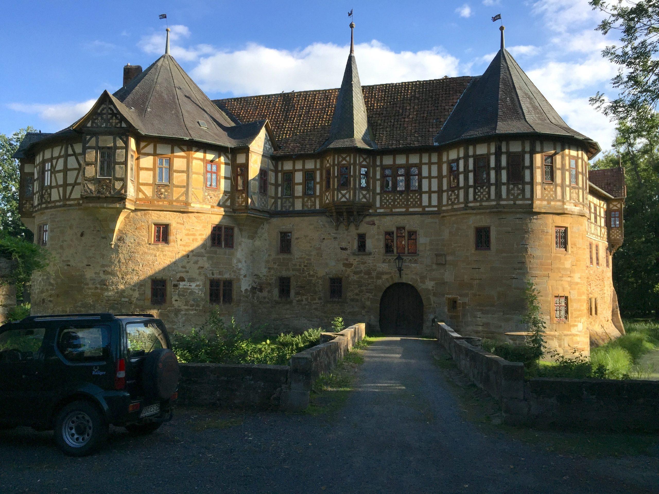 Wasserburg Irmelshausen