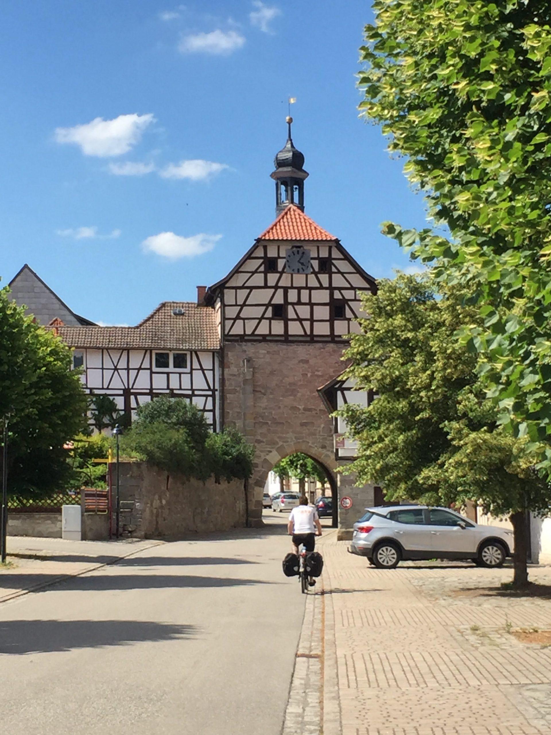 Stadttor Heldburg