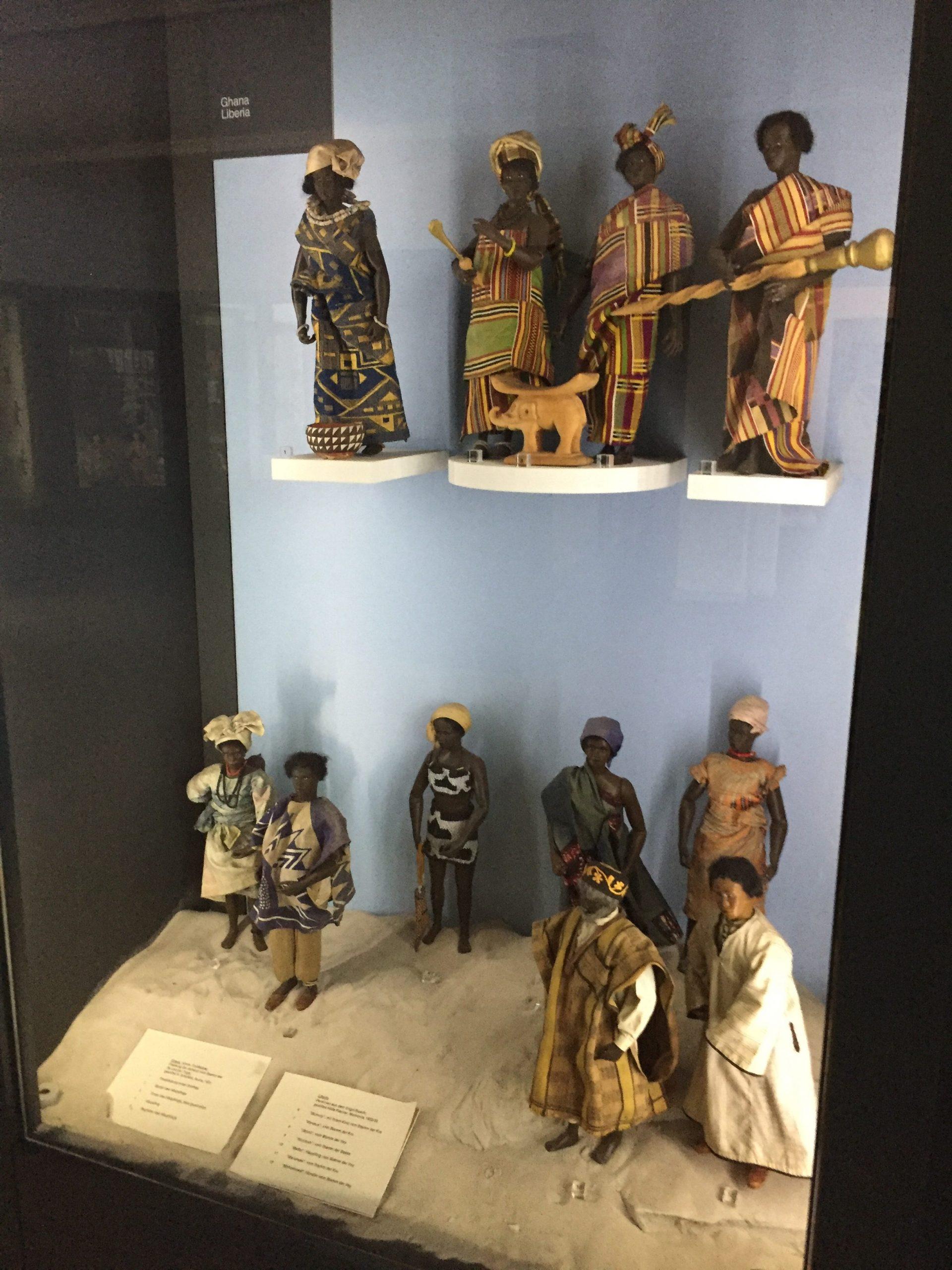 Figuren anderer Kulturen, hier Afrika