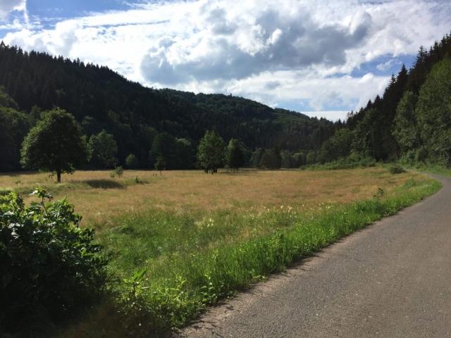 Im Tal der Tettau nach Tettau
