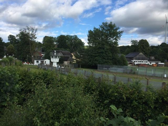 Geteiltes Dorf Mödlareuth