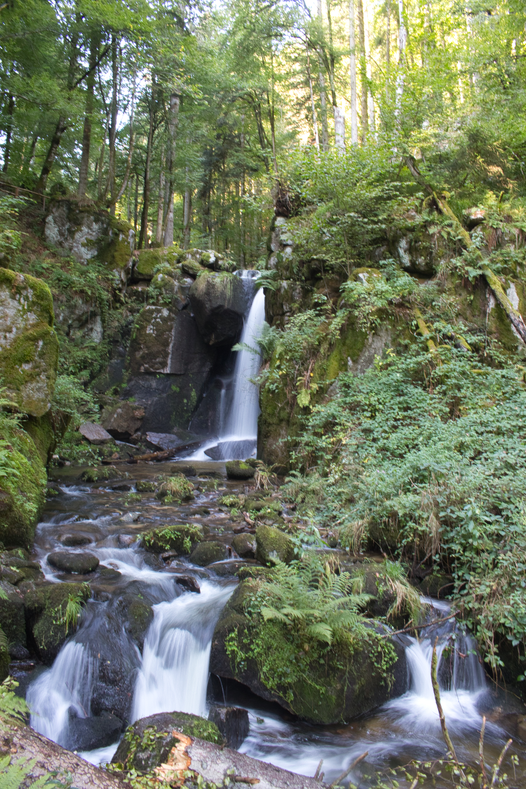 Höllbachwasserfälle