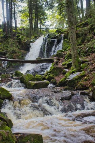 Windbergwasserfall