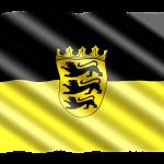 Baden-Württemberg Flagge